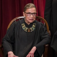84-year-old Supreme Court justice to become America's latest fitness star