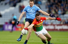 Carlow do themselves proud but patient Dublin run out comfortable 12-point winners