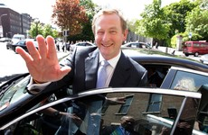 Enda's off to Chicago to promote Ireland