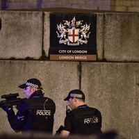 London terror attack: Pedestrians knocked down, people stabbed and attackers shot dead