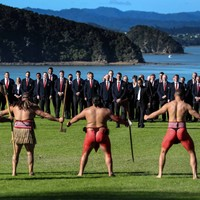 Letter from New Zealand: A powerful Māori welcome and Henshaw's Gaeilge