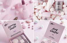 Penneys is releasing a new 'cotton candy' makeup range and it looks only gorgeous