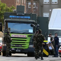 55-year-old man arrested over explosives seized in Dublin on Friday