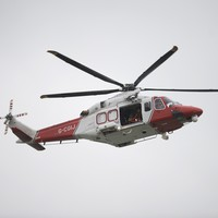 Three rescued after yacht sinks off Wexford coast