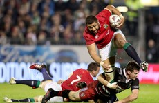 Analysis: Faletau sets the Lions standard that CJ Stander has to match