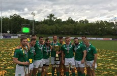 From Russia with Love! Ireland win Moscow Grand Prix on debut appearance
