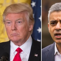 Outrage as Trump targets London mayor over attacks