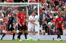 Robbie Keane's goal the highlight of Michael Carrick's testimonial