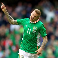 Friendly fire as Walters and McClean thunderbolts help Ireland overcome Uruguay