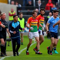 'You prod a bear, you get a reaction' - Pat Spillane reacts to Diarmuid Connolly flashpoint