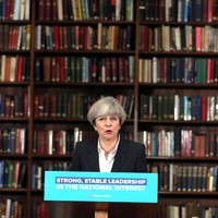 Theresa May: 'The attackers' identities are known and will be released'
