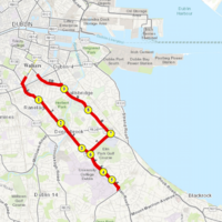 Expect road closures in south Dublin - the Mini Marathon is about to kick off