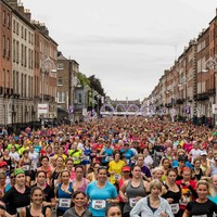 In pictures: Thousands turn out for Women's Mini Marathon in Dublin