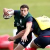 Gaeilgeor Robbie Henshaw set to light up his Lions tour against the Blues