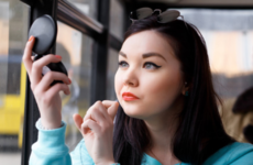 Friday Feelings: Is it ever OK to put makeup on on public transport?