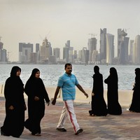 Irish citizens in Qatar being urged to register with government as diplomatic crisis deepens