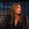 Sharon Horgan admitted to Seth Meyers that her insults on Catastrophe are inspired by her husband