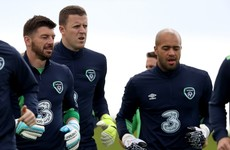 'I'm not going to be part of your debate'- O'Neill refuses to be drawn on goalkeeper speculation
