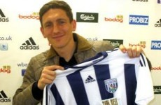 Keith Andrews completes West Brom switch