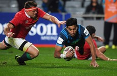 As it happened: Auckland Blues v The Lions