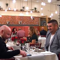 A guy told his date 'I don't find you attractive' before they'd even had dinner on First Dates