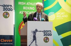 Sport Ireland issue Irish boxing with funding cut threat