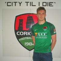 Cork City announce signing of highly-rated local defender
