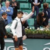 Djokovic ponders break from tennis as French reign ends