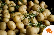 Grow it yourself: New potato salad with capers and herbs