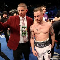 Frampton announces Belfast bout as he bids to get back on track following first career defeat