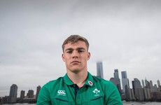 'Hearing from the Lions is the least of my worries, I feel so lucky to represent Ireland'