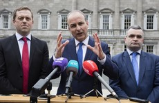 Micheál Martin says he has no reason not to trust Leo Varadkar