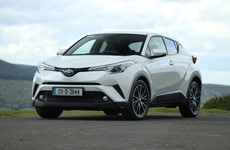 Can you believe this daring new car is a Toyota? We review the C-HR hybrid