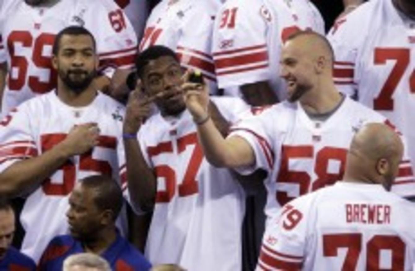 74e24b93 Super Bowl XLVI: Introducing... The New York Football Giants · The42