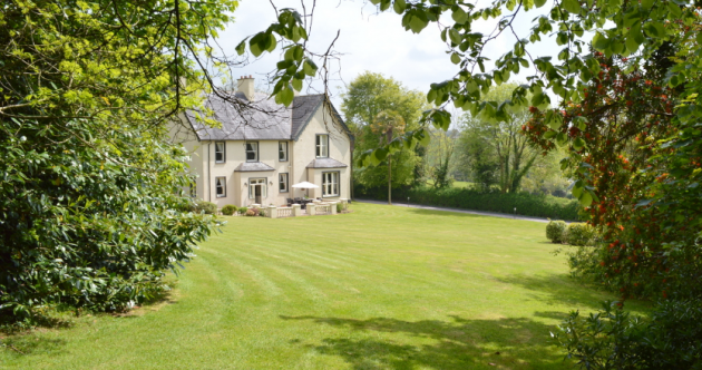 Step back in time with this impeccably restored five-bed Georgian home