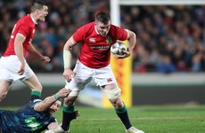 Murray, SOB, POM and Furlong get first 2017 Lions starts against Crusaders