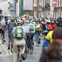 'A lot of people will not get on bikes because they think it's dangerous. We need segregated routes'