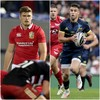 Two of Warren Gatland's key Lions finally pair up on Saturday