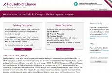 Over 68,000 have now registered to pay the household charge