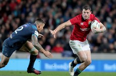 Gatland admits midfield partnership will be 'one of the toughest calls'