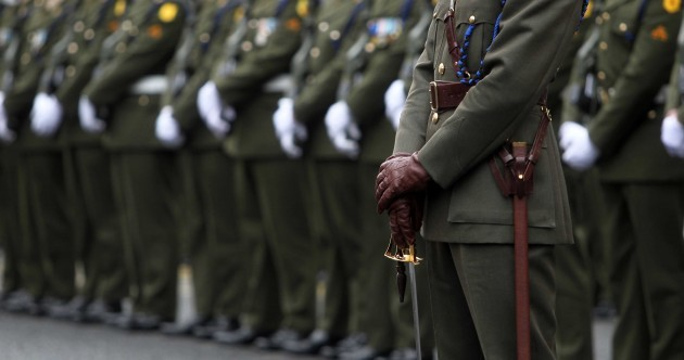 'We have no future' - wives of defence forces march today over their spouses' working conditions