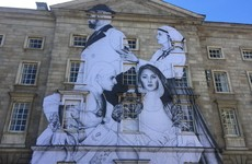 'Why would you continue to perpetuate something that is wrong?': New mural challenges Ireland's drug laws