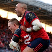 A record nine sell-out crowds saw Thomond Park attendances almost double last season