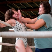The impressive workouts Alison Brie did to get in shape for her new wrestling show