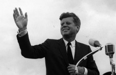Listen: Long-lost audio from Air Force One on day of JFK assassination released