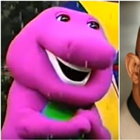 The guy who played Barney has shared his frankly hellish experience of wearing the costume