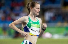 Second-fastest time of her career for Ciara Mageean in very quick Diamond League race in Rome