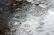 Another rainfall warning issued but sunny spells expected tomorrow