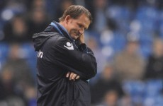 End of the road: Leeds United sack Simon Grayson