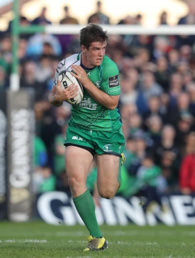 'Obviously when I got this opportunity I wondered would I ever play against Ireland'